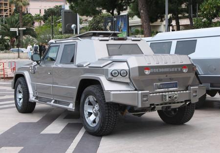 Комбат Т98 седан