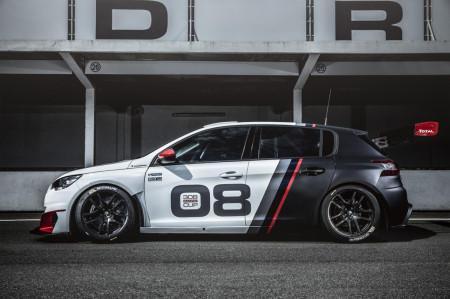 гоночный Peugeot 308 Racing Cup