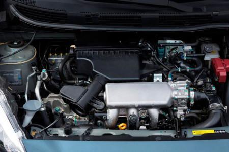 двигатель Nissan Micra N-Tec