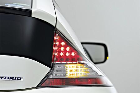 задние фонари Honda CR-Z 2016