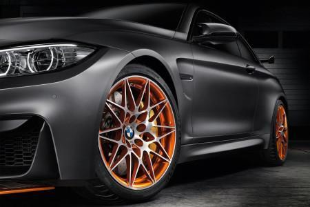 кованые диски BMW M4 Coupe GTS