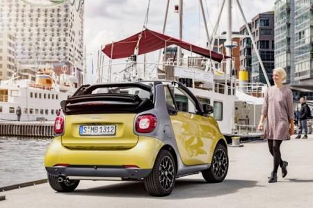 новый Smart ForTwo Cabrio 3