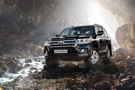 новый Toyota Land Cruiser 200 2016