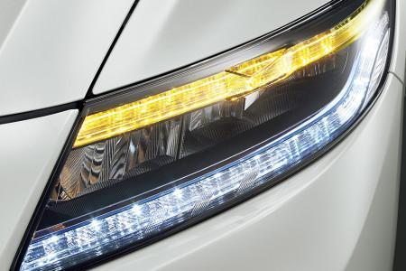 передние фары Honda CR-Z 2016