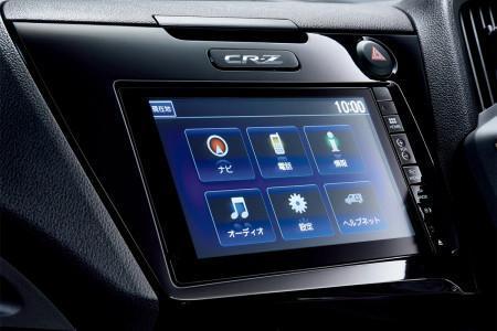 центральная консоль Honda CR-Z 2016