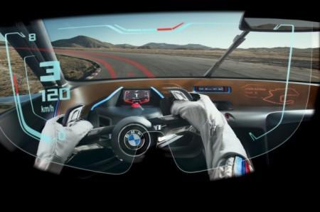 BMW 3.0 CSL Hommage R салон