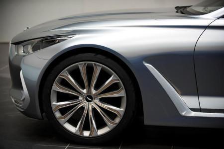 Hyundai Vision G - литые диски