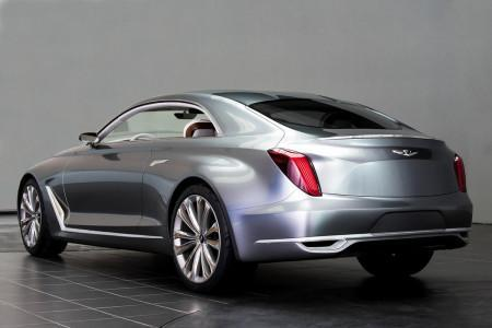 Hyundai Vision G - премиальный концепт-кар
