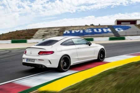 Mercedes-AMG C63 Coupe 2016