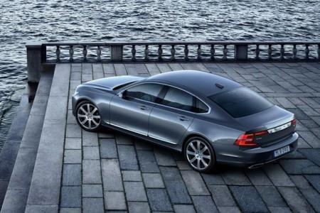 Volvo S90 в новом кузове
