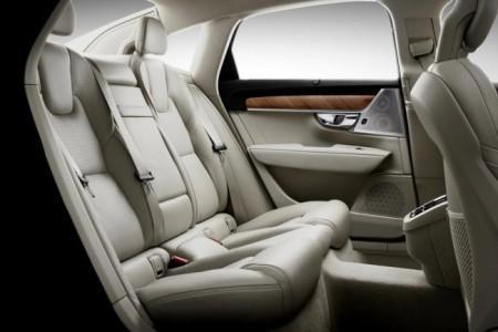 Volvo S90 - интерьер