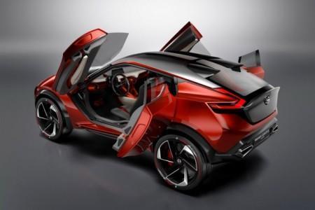 двери Nissan Gripz Concept