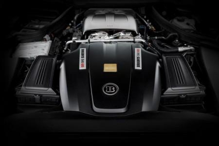 двигатель Brabus PowerXtra B40 600