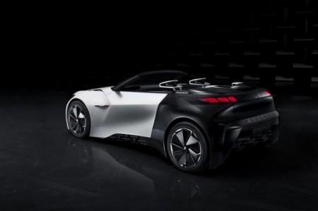 концепт-кар Peugeot Fractal