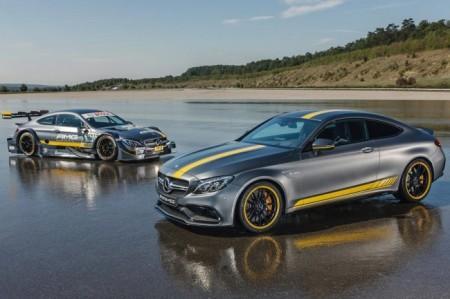 ограниченная серия Mercedes-AMG C63 Coupe Edition 1