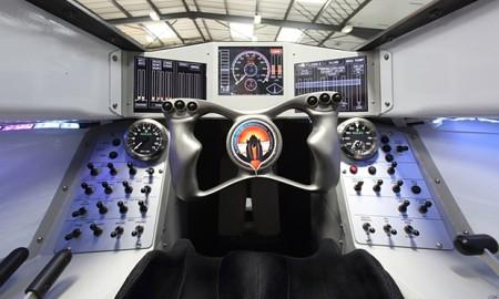 салон Bloodhound SSC
