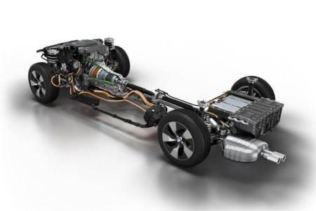 техническое устройство BMW 330e