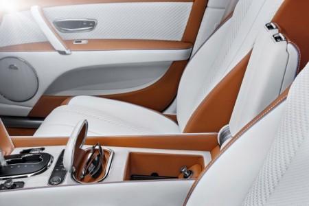 тюнинг подлокотника Startech для Bentley Flying Spur
