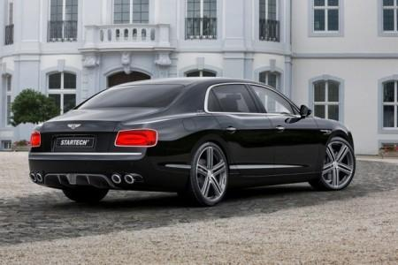 тюнинг Bentley Flying Spur от Startech