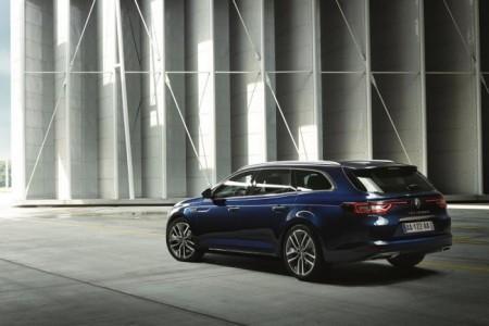 универсал Renault Talisman 2016