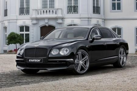 Bentley Flying Spur от Startech