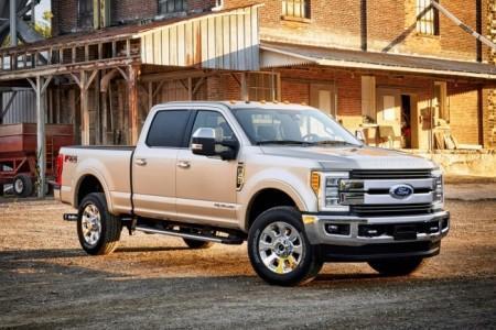 Ford F-Series Super Duty 2016