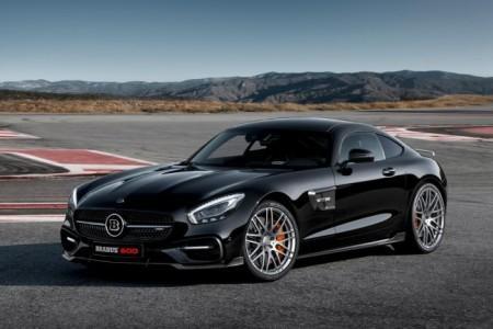 Mercedes-AMG GT S Brabus