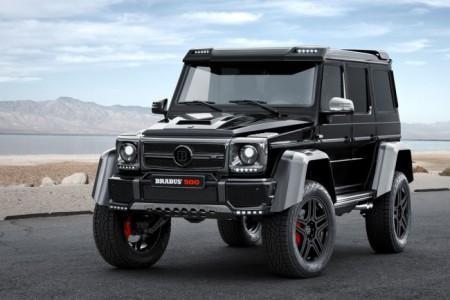 Mercedes G500 4x4 Brabus