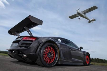 RECON MC8 на базе Audi R8 plus