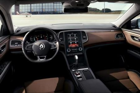 Renault Talisman Estate - салон