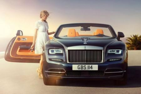 Rolls-Royce Dawn кабриолет