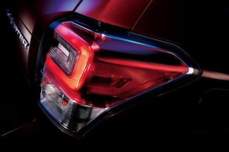 задние фонари Subaru Forester 2016