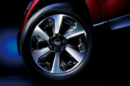 колесные диски Subaru Forester 2016
