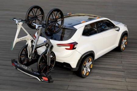 концепт-кар Subaru VIZIV Future