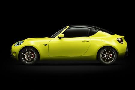 концепт Toyota S-FR