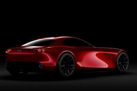 роторный Mazda RX-Vision