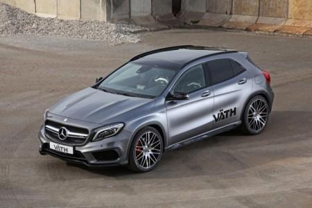тюнинг Mercedes GLA 45 AMG от VATH