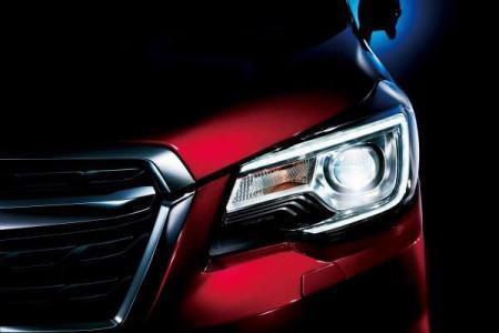 фары Subaru Forester 2016
