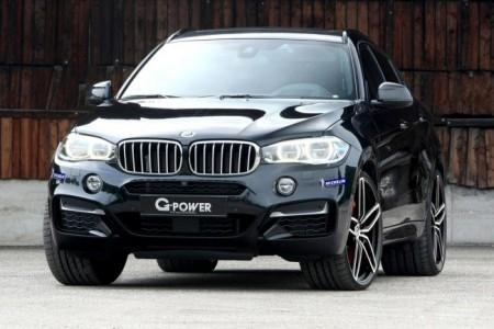 BMW X6 M50d G-Power