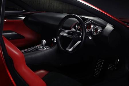 Mazda RX-Vision - салон
