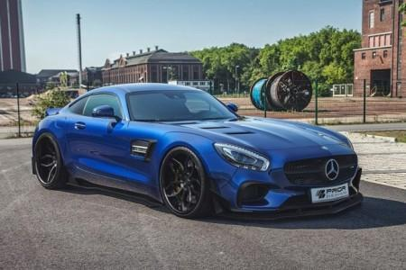Mercedes-AMG GT от тюнинг-ателье Prior Design
