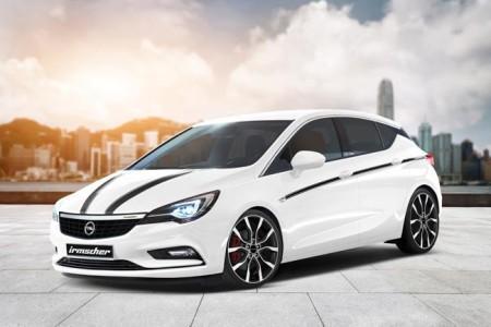 Opel Astra K от тюнинг-ателье Irmscher