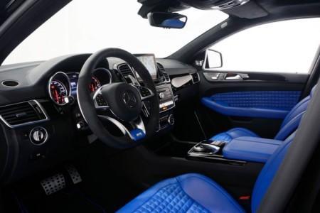 салон Brabus 700 Coupe