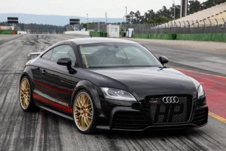 Audi TT RS от тюнинг-ателье HPerformance