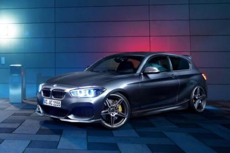 BMW 1-серии от тюнинг-ателье AC Schnitzer
