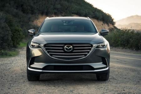 Mazda CX-9 2в новом кузове