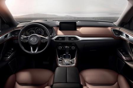 Mazda CX-9 2 поколения - салон