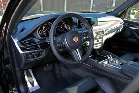 тюнинг BMW X5 M (F85) от ателье Manhart Performance