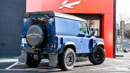 тюнинг Land Rover Defender от ателье Project Kahn