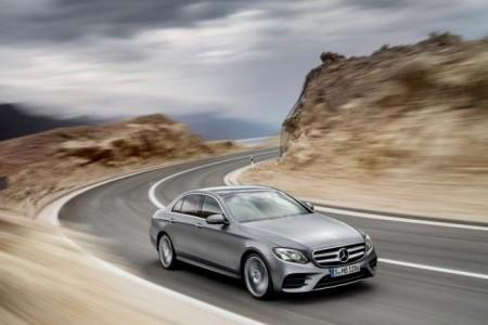 Mercedes-Benz E-Class в новом кузове